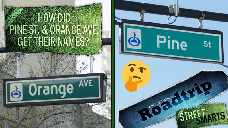 Central Florida Roadtrip Street Smarts: Pine St & Orange Ave