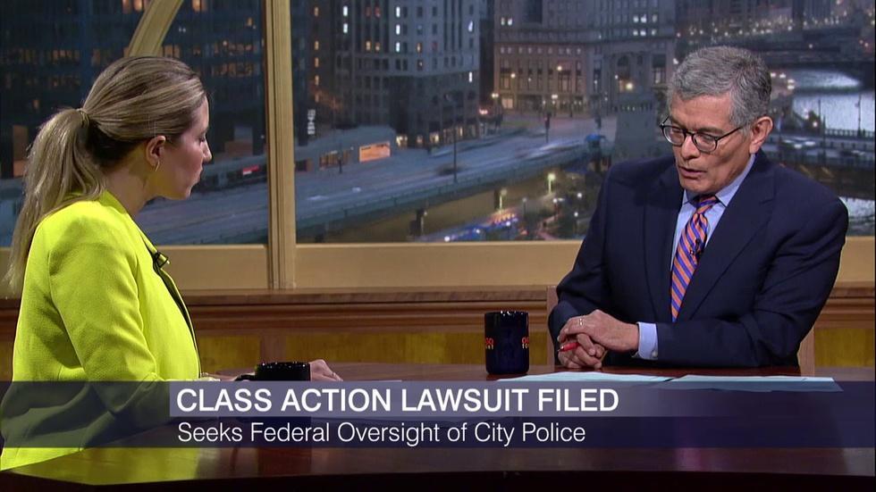 Black Lives Matter Files Lawsuit to Force Chicago Police Ref image