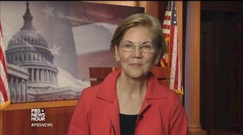 Warren: CFPB supposed to operate independently from politics