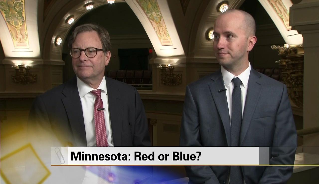 Is Minnesota Red or Blue?: A Discussion