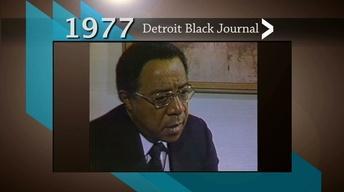 Detroit Black Journal Interview: Alex Haley