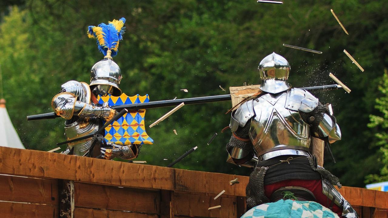 NOVA | Secrets of Shining Knights