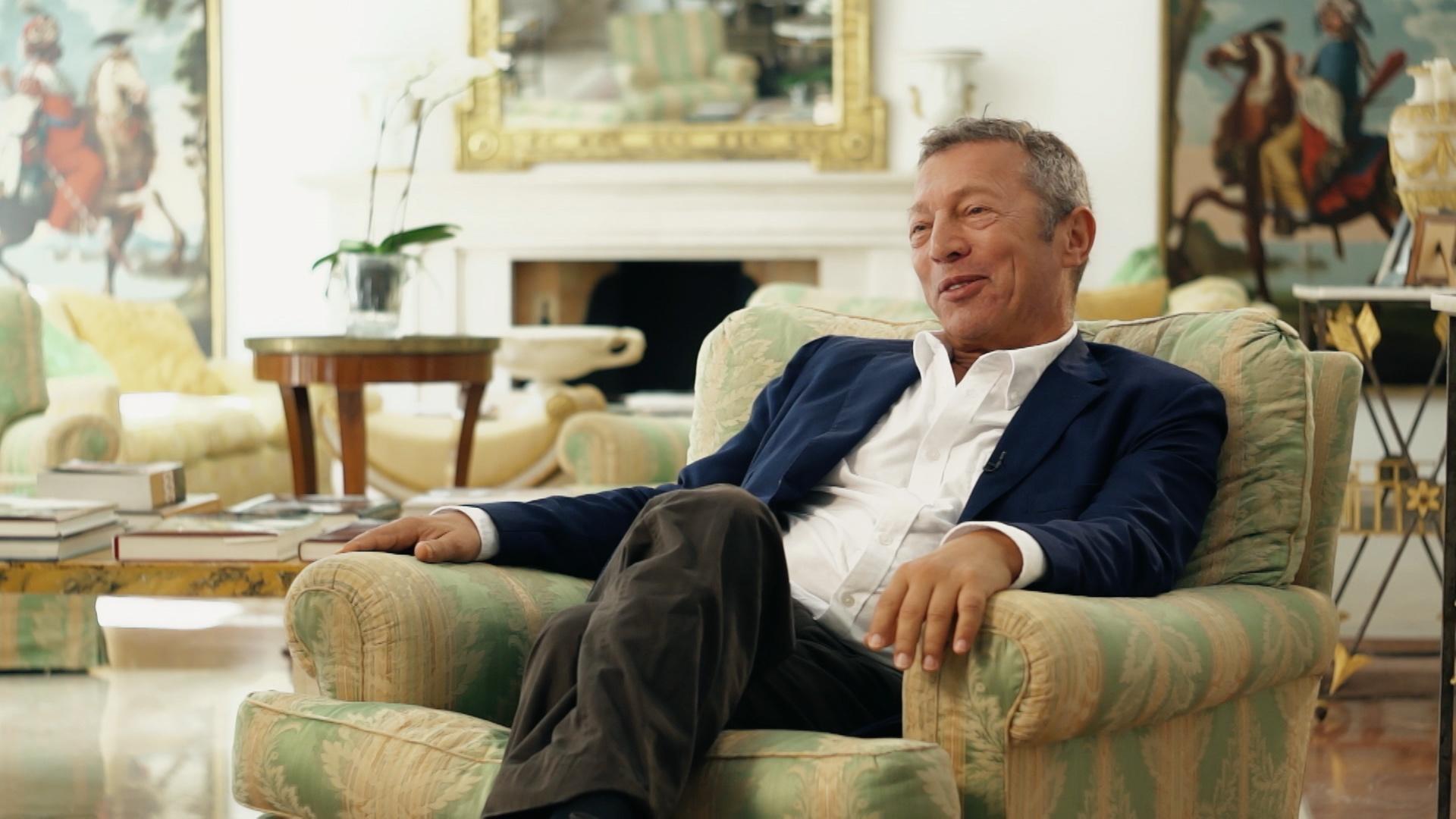 Forever Pure - Beitar's Billionaire Owner - Clip