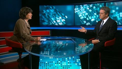 Amanpour on PBS -- Amanpour: Roberto Azevedo and John Heminway