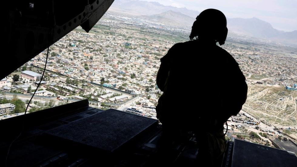 Trump considering sending more troops to Afghanistan image