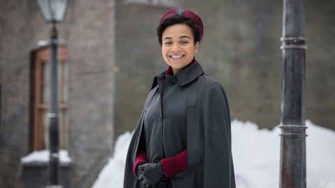 Call the Midwife -- Meet Lucille, the New Midwife
