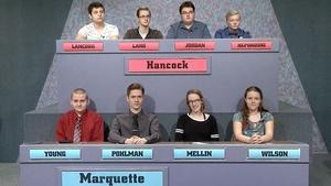 4033 2018 Quarterfinal 1: Hancock vs Marquette