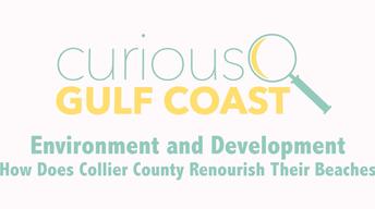 Curious Gulf Coast: Collier Beach Renourishment
