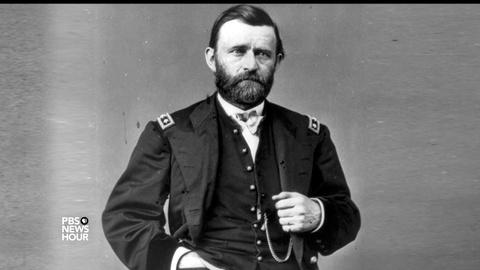 PBS NewsHour -- This author says Ulysses Grant is misunderstood. Here's why