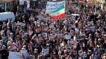 In Iran, tight budget sparks nationwide protests