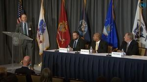 UNC Veterans Engagement:  From Military Service to Workforce