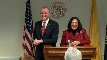 Murphy taps another assemblywoman to lead a state department
