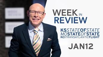 KS State of State, MO State of State, Iceland - Jan 12, 2018