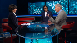 Amanpour: Simon Schama and David Olusoga
