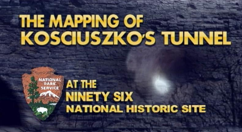 The Mapping of Kosciuszko's Tunnel logo
