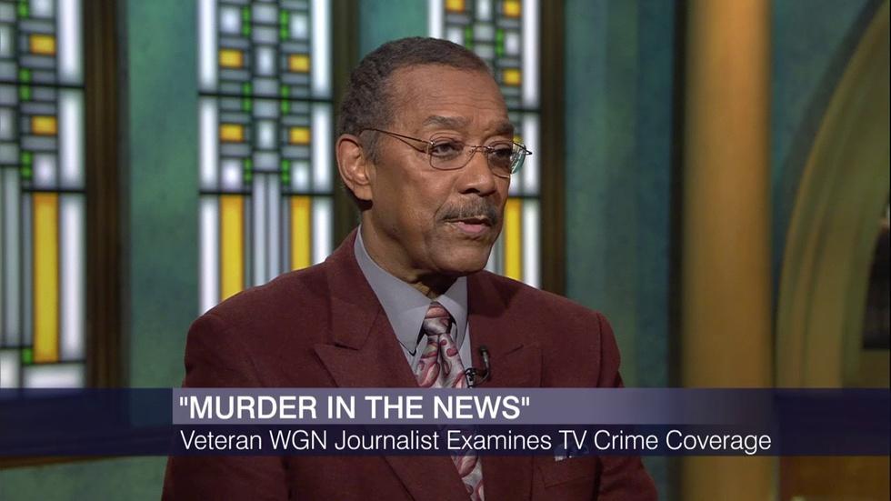 Veteran Journalist Robert Jordan on 'Murder in the News' image