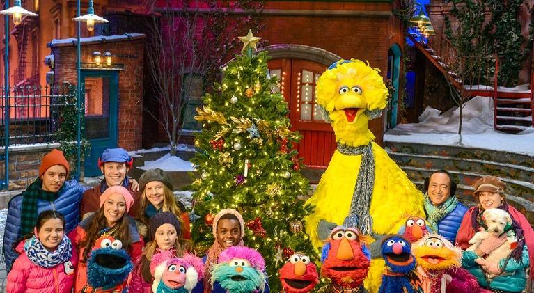 Arizona PBS Previews: Once Upon a Sesame Street Christmas