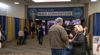 NJEA leadership, members address failure to oust Sweeney