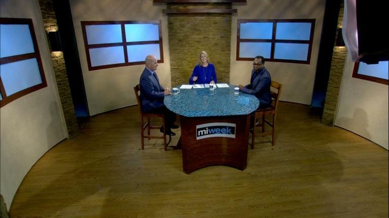 MiWeek: Detroit Mayoral Race/DC and Lansing Politics