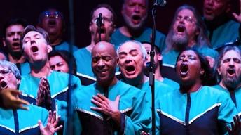 This choir finds harmony in different faiths