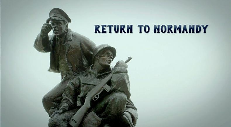South Carolinians in WWII | Return to Normandy logo