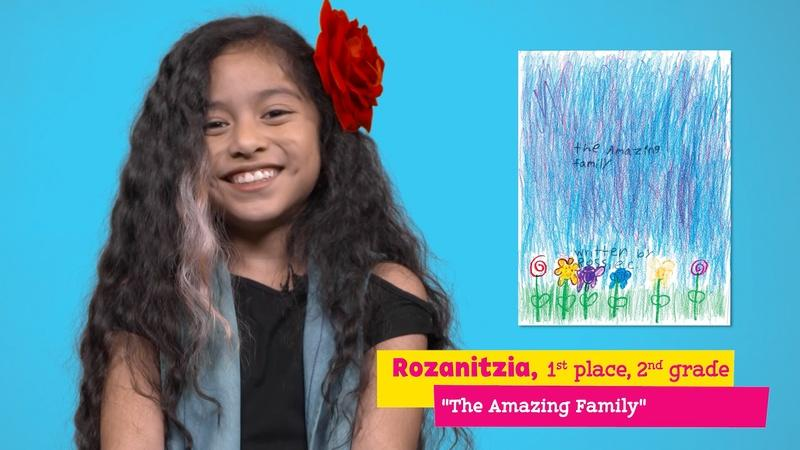 "Featuring ""The Amazing Family"" by Rozanitzia"