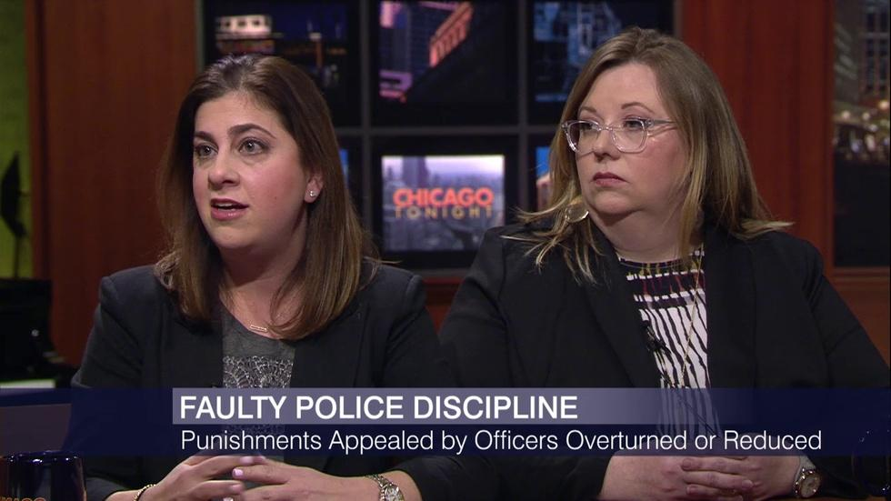 Reports: Most Punishments Appealed by CPD Overturned image