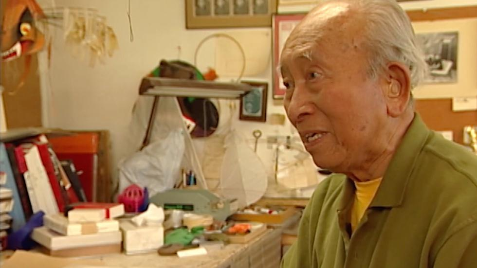 S31 Ep7: How Tyrus Wong got the job to animate Bambi image