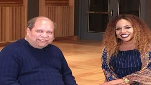 Lauren Henderson with Eric Jackson