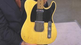 S21 Ep20: Appraisal: 1953 Fender Telecaster Guitar