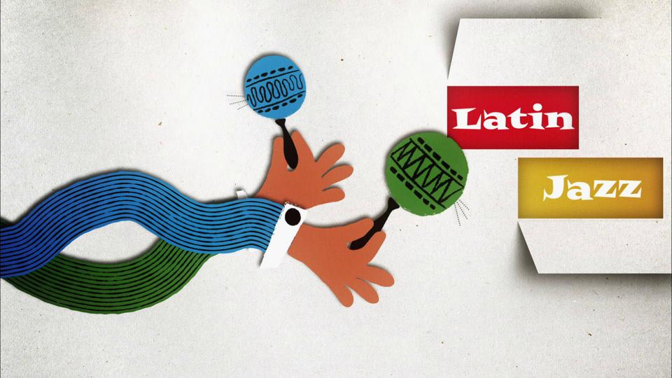 Latin Music USA - Bridges/The Salsa Revolution