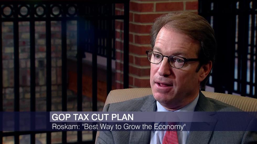 Roskam on GOP Tax Bill: 'Best Way to Grow Economy' image