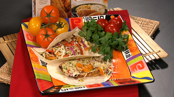 Simple Cooking: Catfish Tacos and Citrus Slaw