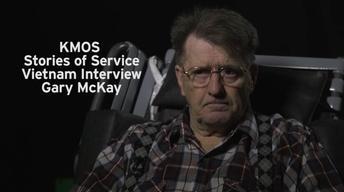 Gary McKay Vietnam War Interview