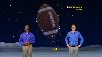 """The Winter Football""  Jan 15-21st 5 Min"