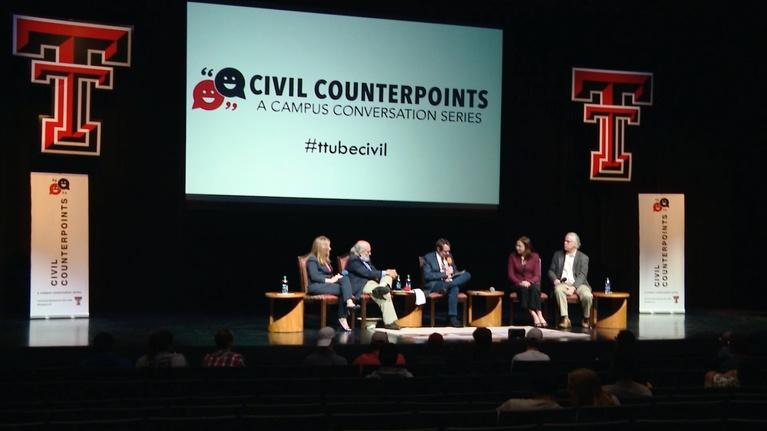 Inside Texas Tech: Civil Counterpoints - Cooling Down a Heated Debate