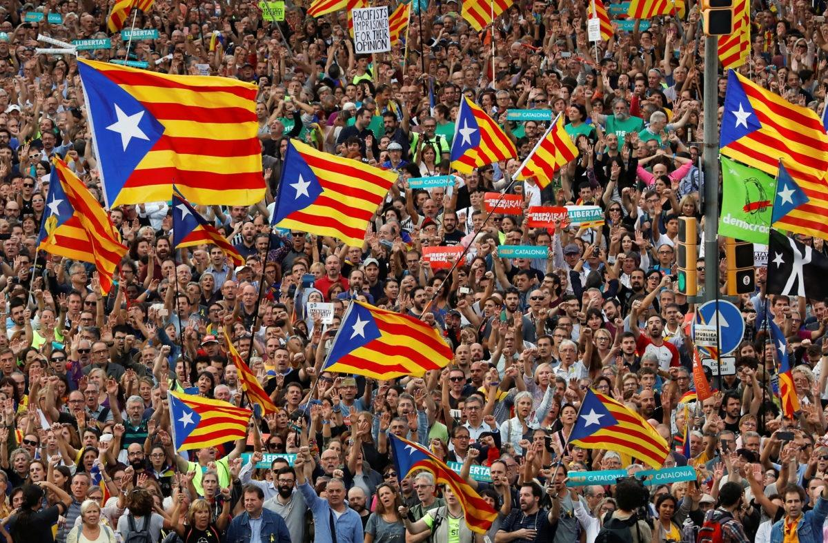 What's behind the Catalan movement for independence