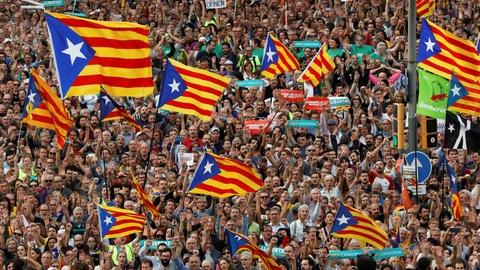 PBS NewsHour -- What's behind the Catalan movement for independence