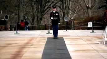 Guarding The Unknowns At Arlington