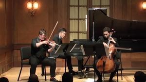 Student Recital: DiBerardino, Goldstein, Tchaikovsky