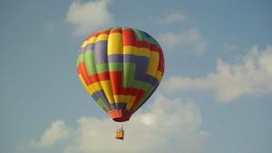 Hot Air Balloon Racing