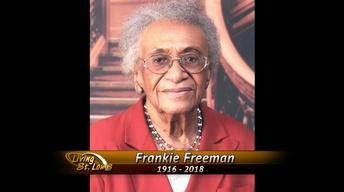 Frankie Freeman Obit