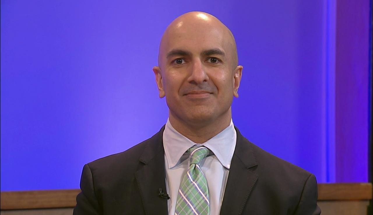Minneapolis Federal Reserve Bank President Neel Kashkari