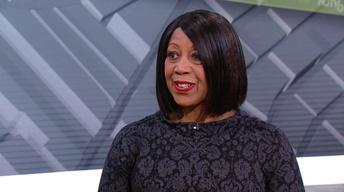 Sheila Oliver discusses vision for lieutenant governor role