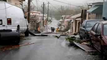 Historic Hurricane Maria devastates housing in Puerto Rico