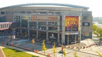 Quicken Loans Arena Renovations Update; Arts Deserts
