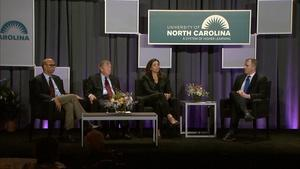 Higher Expectations, Higher Education: Panel 2