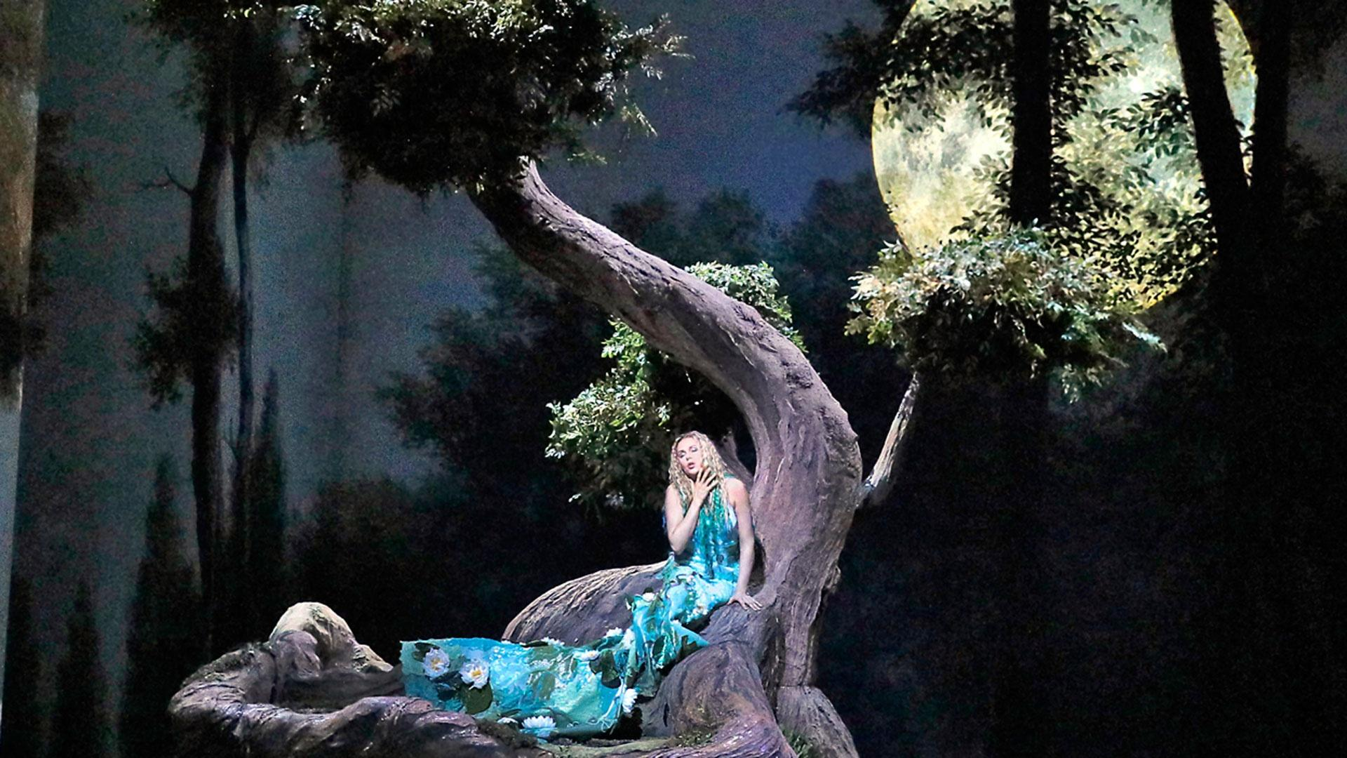 Song to the Moon, Act 1 | GP at the Met: Rusalka