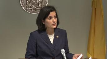 Murphy nominates Assemblywoman Elizabeth Muoio as treasurer