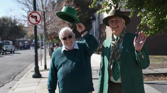 St. Patrick's Day Parade in Visalia